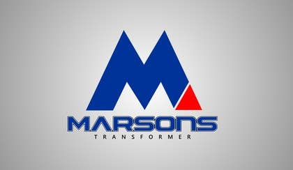 #102 for Design a Logo for MARSONS by nuwangrafix