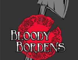 nº 18 pour Update logo for Bloody Bordens (just redraw it) par ceebee21