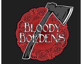 nº 21 pour Update logo for Bloody Bordens (just redraw it) par abdolilustrador