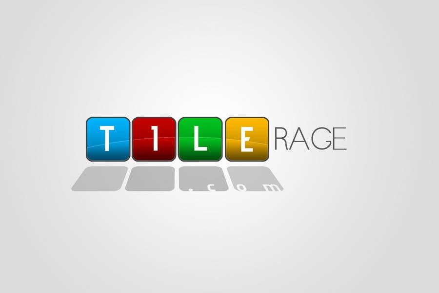 Penyertaan Peraduan #246 untuk Logo Design for Tilerage.com