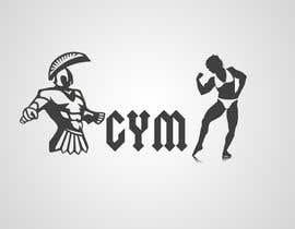 nº 30 pour Diseñar un logotipo for gym par nmmgoel