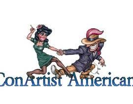 #107 for Logo Design for ConArtist American by BluAngel1950
