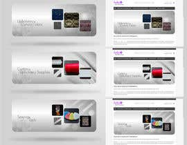 nº 2 pour 3x Slider Banner - Product categories for Ecommerce Website par chico6921