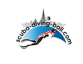 gustavo225 tarafından Create a logo for scuba-diving-bali.com için no 10