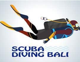 zakii tarafından Create a logo for scuba-diving-bali.com için no 7