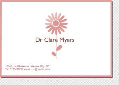 #9 para Design a Logo for a Doctor por xssara