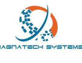Nro 4 kilpailuun Design a Logo for Magnatech Systems käyttäjältä rangasumantgoud