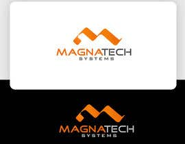 #108 untuk Design a Logo for Magnatech Systems oleh pinky