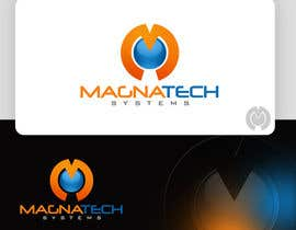 #194 untuk Design a Logo for Magnatech Systems oleh pinky
