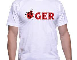Moniruzzaman143 tarafından Design a T-Shirt for swear words in picture with the rest of the letters için no 16