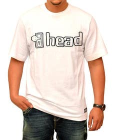 ozafebri tarafından Design a T-Shirt for a word Knobhead için no 5