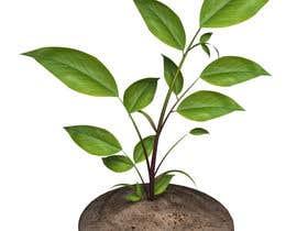 harjeet966 tarafından 3d model of herbs leaves için no 4