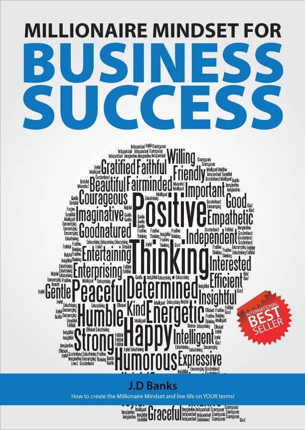"Create Book Cover for ""Millionaire Mindset for Business Success"""