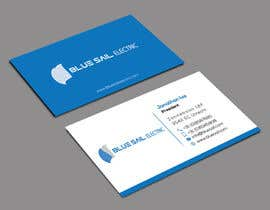 raptor07 tarafından Design a business card for our company için no 13