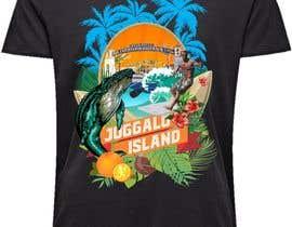 javierlizarbe tarafından Design a T-Shirt Juggalo Island için no 16