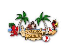 ahmedt01752 tarafından Design a T-Shirt Juggalo Island için no 10
