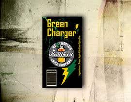 Nro 17 kilpailuun I need some Graphic Design for Green Juice Label käyttäjältä five55555