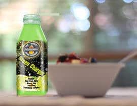 Nro 24 kilpailuun I need some Graphic Design for Green Juice Label käyttäjältä agencja