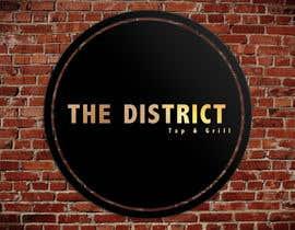 Nro 41 kilpailuun The District Tap & Grill käyttäjältä lachlan00