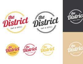 Nro 19 kilpailuun The District Tap & Grill käyttäjältä zarzhetsky