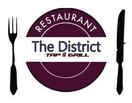 Nro 70 kilpailuun The District Tap & Grill käyttäjältä shivamulumudi