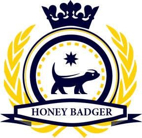 ramoncarlomaez tarafından Design the Honey Badge Non-profit Logo için no 11