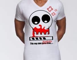 #41 untuk Design a T-Shirt oleh darkemo6876