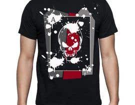Nro 56 kilpailuun Design a T-Shirt käyttäjältä darkemo6876