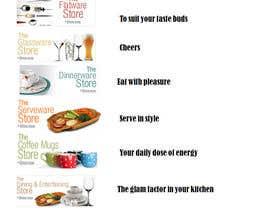 Nro 13 kilpailuun Write a tag line/slogan for Kitchen Ads käyttäjältä stardust4me