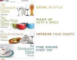 Nro 12 kilpailuun Write a tag line/slogan for Kitchen Ads käyttäjältä HHFGFX