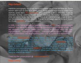 Nro 18 kilpailuun Design a Landing Page for MakeLoveNotPorn.tv ! käyttäjältä mishok123
