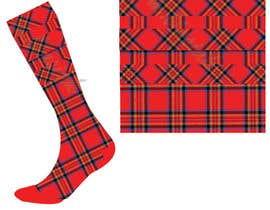 #50 untuk Design some Fashion for a sock oleh mariablasiak