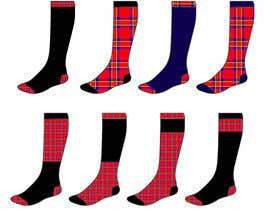 #7 untuk Design some Fashion for a sock oleh andrea0705