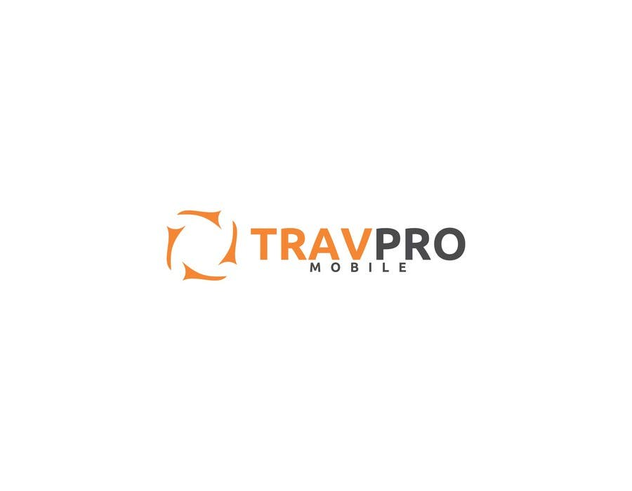 #315 for Design a Logo for a Travel Agent (B2B) Mobile Platform (TravPro Mobile) by eltorozzz