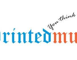 moilyp tarafından Design a logo for a personalised mugs company - printedmugs.ie için no 10
