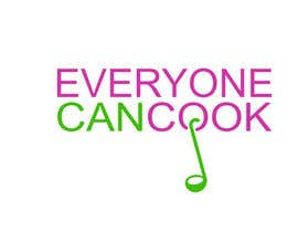 #87 untuk Designa en logo for Everyonecancook oleh CAMPION1