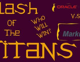 Nro 2 kilpailuun Design a Banner for MA Comparison - Clash of the Titans käyttäjältä theteentech