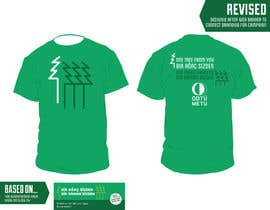 #62 untuk Design a T-Shirt for an University oleh nathandrobinson
