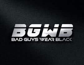 motiur333 tarafından Bad Guys Wear Black logo için no 42