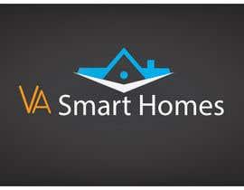 #20 untuk Design a Logo for Virginia Smart Homes oleh sherryshah91