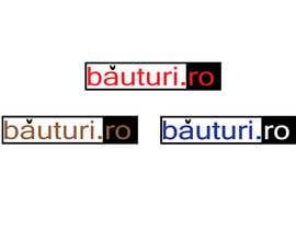 robi6683 tarafından Design a Logo for Băuturi.ro için no 48