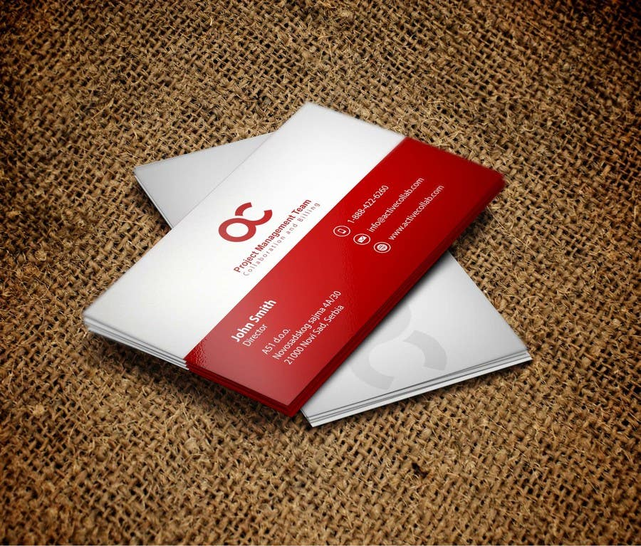 #19 for Design some Business Cards for Accounting / Consulting Business by rojoniakter