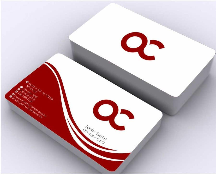 #42 for Design some Business Cards for Accounting / Consulting Business by zarnabdurranisl