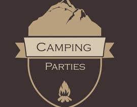 Eugenya tarafından Camping Website Logo için no 1