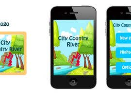 #3 untuk Logo/splash screen and main menu design for game app oleh wilbso
