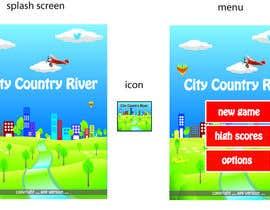 #8 untuk Logo/splash screen and main menu design for game app oleh boka011