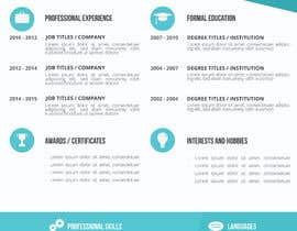 dipenrautar tarafından Infographic Resume için no 12