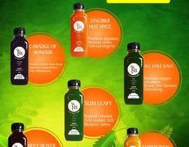 #8 untuk Design Poster for our Juice Company oleh gui2r12