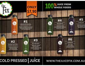 #12 untuk Design Poster for our Juice Company oleh abdolilustrador