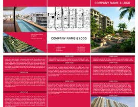 #13 untuk Design a Real Estate Brochure Template oleh shrish02